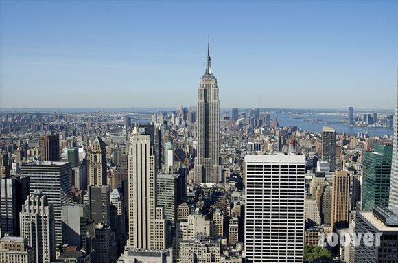 Sexy ciudad de nueva york