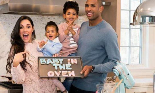 Amelia Vega y Al Horford anuncian que esperan a su tercer bebé