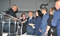 Francisco Moran se juramenta como nuevo Alcalde de Camden, NJ