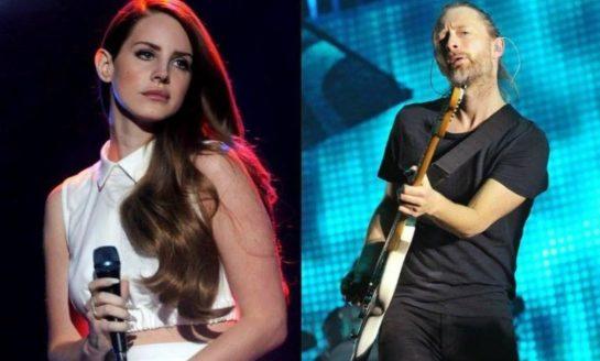 """Radiohead acusa a Lana del Rey de plagiar su canción """"Creep"""""""