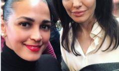 Angelina, entre los dominicanos