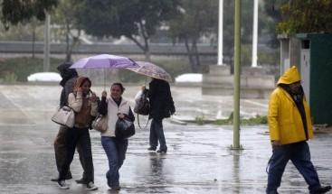 Onamet pronostica lluvias débiles sobre el territorio nacional
