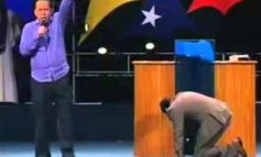 Pastor venezolano se adelanta a oposición y anuncia aspiración presidencial