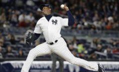 La salud y la consistencia es lo que busca Aroldis Chapman este año con los Yankees