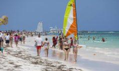 Llegada de turistas a República Dominicana creció 3.9%