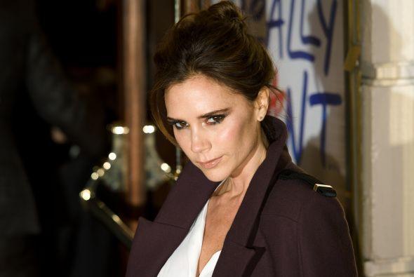 Victoria Beckham Se Desnuda Todo Por El Bien De Su Marca La